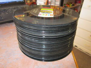 Stack Of Various 50 Records 45's For Sale