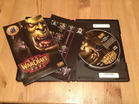 Warcraft III Reign of Chaos + ext The Frozen Throne pour PC/MAC