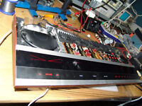 High end Audio Visual repairs, Certified C.E.T 30 yrs experience