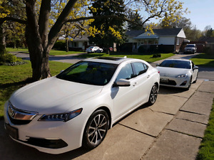 Acura TLX lease takeover