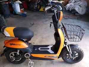 Gio electric scooter