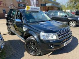 image for 2010 Land Rover Freelander 2.2 TD4 XS 5d 150 BHP Estate Diesel Automatic