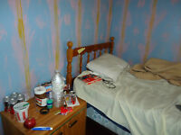 Furnish 1bdrm rent for female in NorthYork, Hullmar Dr,ON M3N2E9