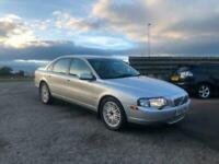 2002 52 Volvo S80 2.4T SE 4dr Auto