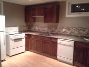 Very nice Suite for rent in Beautiful Quiet West Hill Area.