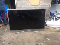Samsung smart TV with 4K