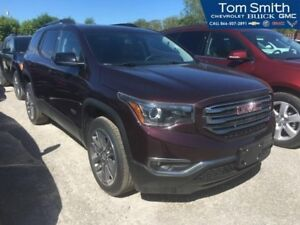 2017 GMC Acadia SLT  SPECIAL! 2017 MODEL BLOWOUT! HUGE DISCOUNT!