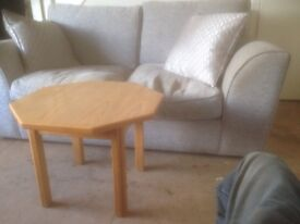 Coffee table solid wood £15.