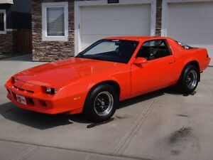 1982 Camaro Reduced until Aug 4th Only!!! for Quick Sale!!!
