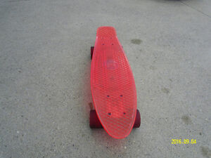 Skateboard (RIPSTIK) like new.