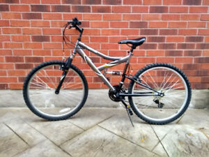 "21 Speed Mountain Bike with 21"" Wheels"