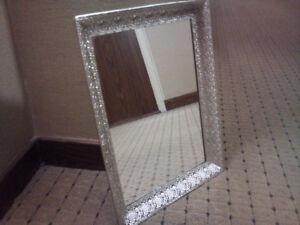 Filigree Mirror or Tray  - Perfect Condition