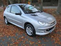 2005 Peugeot 206 1.4 2005MY Verve IN SILVER
