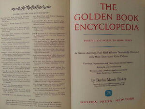 The Golden Book Encyclopedia - Full Set from 1959 London Ontario image 3