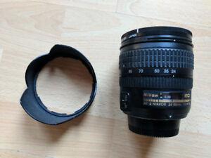 Nikon Full Frame DSLR Gear