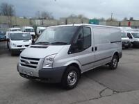FORD TRANSIT 2.2TDCI T350 125PS TREND MWB LOW ROOF F/S/H FINANCE ARRANGED