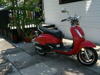 (scooter) TOMOS modèle ventage comme un vespa bien moins cher