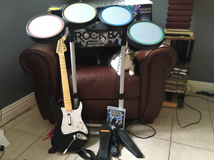 Rock Band Set PS3 Special Edition $120 OBO