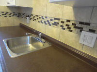 Renovated 2 Bedrooms - 201 Erb St. W. Waterloo Available NOW