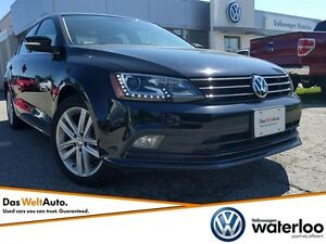 2015 Volkswagen Jetta Highline 1.8T Priced to Move!