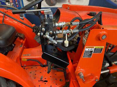 Kubota Tractor Auxilary Hyrdraulics Bracket-shown Kubota L32 La524 Pn 14073