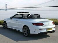 2020 Mercedes-Benz C CLASS AMG CABRIOLET C43 4Matic Premium Plus 2dr 9G-Tronic A
