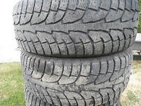 pneu hiver 20 pouces