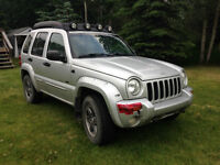 Jeep Liberty parts 2002 2007 Wrecking 2002 and 2003 vehicles