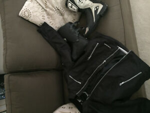 Women's or Mens Riding Jacket and Boots