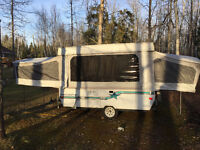Starcraft Pop up Tent Trailer for sale or Trade. $1400