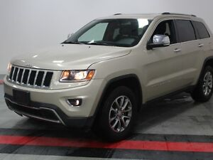 2014 Jeep Grand Cherokee Limited   - $259.70 B/W
