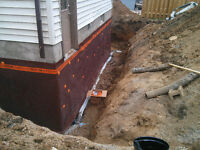 MWS Basement Waterproofing