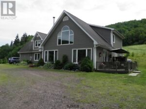 2500 sq ft home on 50 acres, close to Sussex and Poley Mountain!