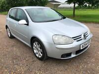 2004 VOLKSWAGEN GOLF 2.0 GT TDI MANUAL DIESEL 5 DOOR HATCHBACK