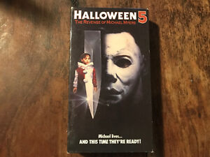 Classic horror movies vhs