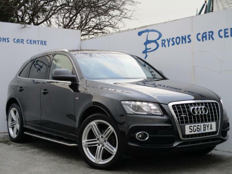 2011 61 audi q5 2 0tdi 170ps quattro s line manual for sale in ayrshire in prestwick. Black Bedroom Furniture Sets. Home Design Ideas