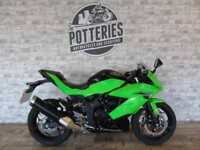 Kawasaki Z250SL Ninja 250 *44 miles on the clock*