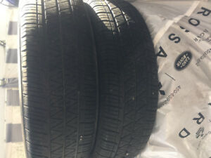 Mitsubishi Mirage 4* 14inch Summer Tires