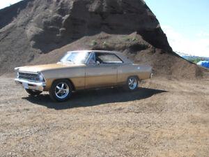 1967 Chevy 11 Nova SS