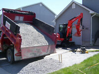 Mini Excavating Services
