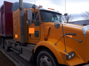 2011 KENWORTH T-800 HEAVY SPEC TRUCK FOR SALE