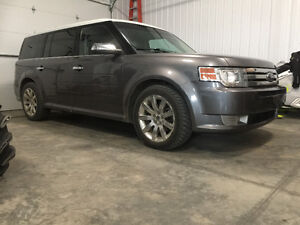 2009 Ford Flex Wagon