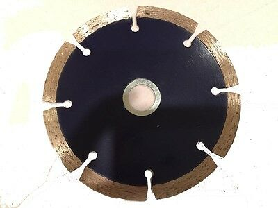 5 Diamond Saw Blade Segmented Dry For Cutting Tile Concrete Blocks Bricks