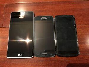 LG, SAMSUNG, AND NEXUS FOR 150$ ONLY!!