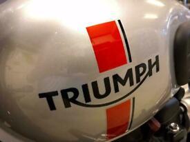 TRIUMPH BONNEVILLE 900 ABS STREET TWIN