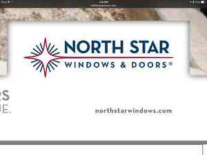 4 Trapezoid Windows by North Star Windows Peterborough Peterborough Area image 2