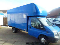 Ford Transit 2.4TDCi Duratorq ( 115PS ) 350 LWB luton with taillift 2011