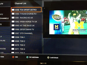 RELIABLE IPTV PROGRAMMING PRICE MATCH ALL COMPETITORS Windsor Region Ontario image 4
