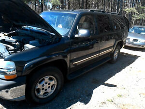 2004 Chevrolet Suburban(J01452) Parts Available