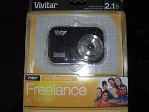 Camera, Vivitar Freelance point and shoot